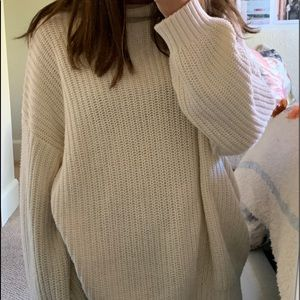 american eagle oversized sweater